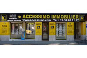 logo Agence accessimo claye souilly
